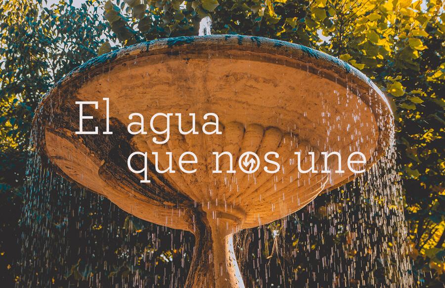 El agua que nos une